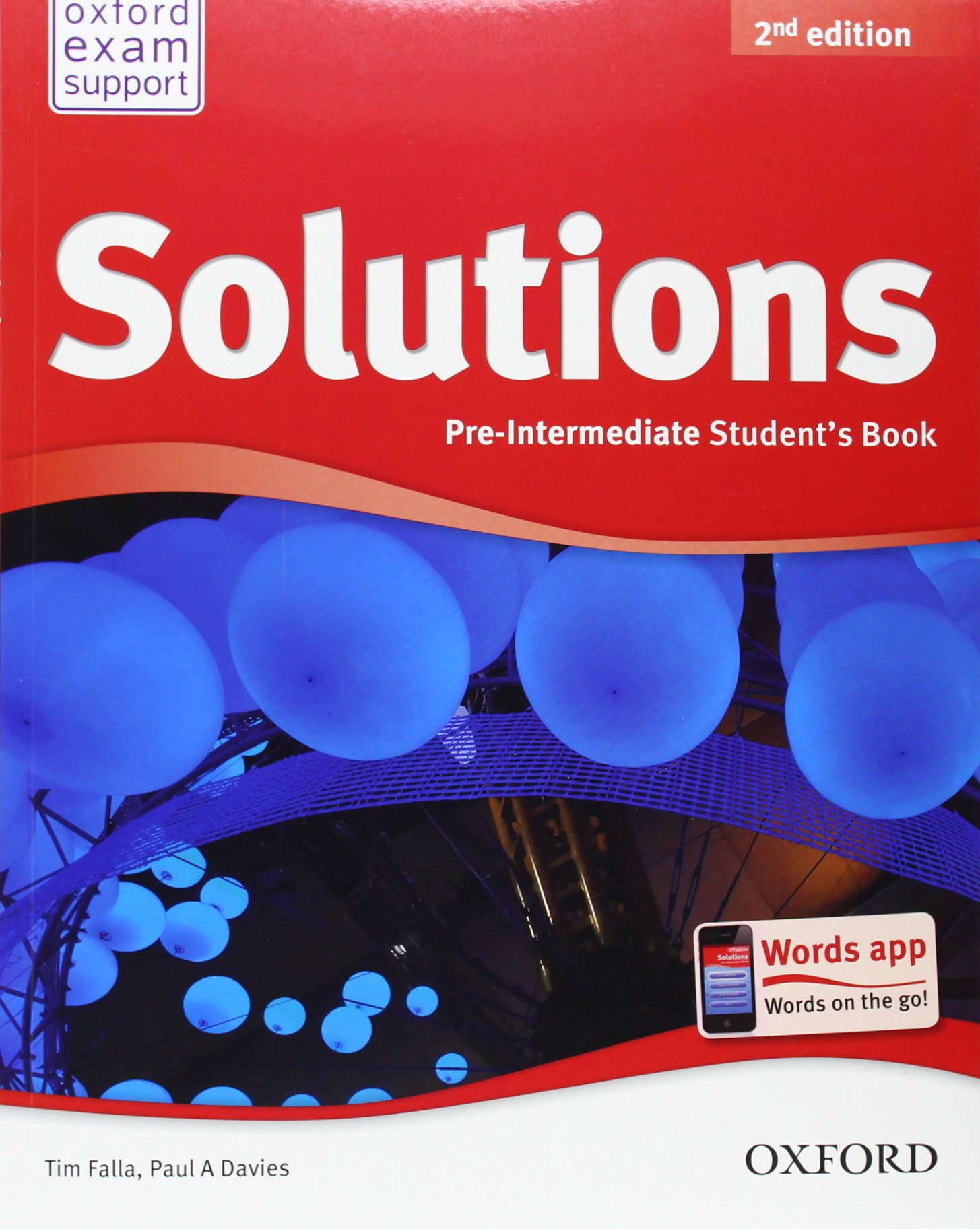 Solutions Pre Intermediate