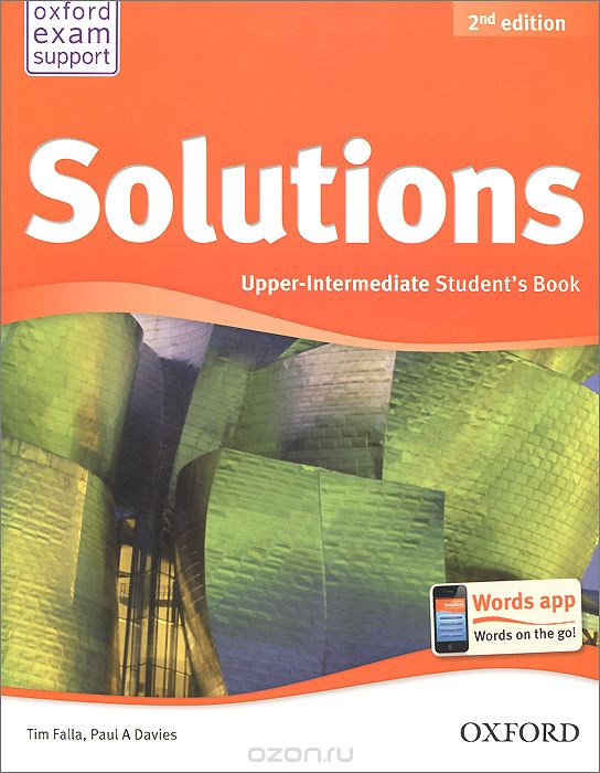 Solutions Upper Intermediate